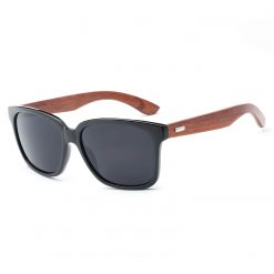 Classic Wood Sunglasses Polarized Lenses for Women Men